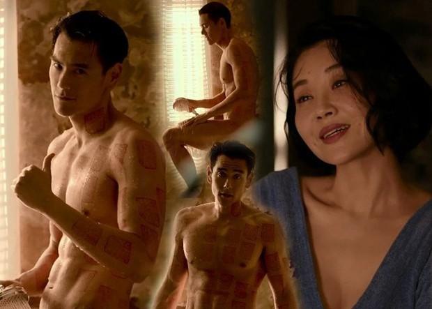 5 lần bom sex Bành Vu Yến làm mọt phim phát rồ: Khỏa thân 100% trên màn ảnh, còn cho đạo diễn sờ múi! - Ảnh 3.