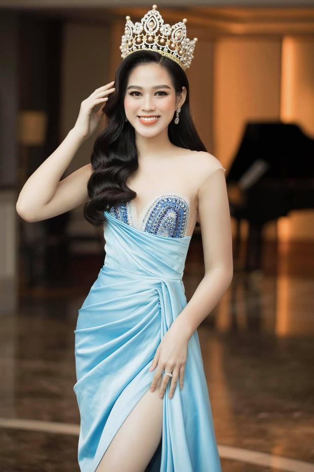 Mỹ Linh, Lương Thuỳ Linh xuất hiện trong clip khởi động Miss World 2021, Đỗ Hà chưa lên đường đã bị réo tên, còn có cả tín hiệu đáng mừng - Ảnh 10.