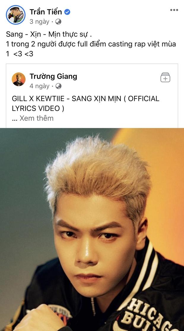 Úi chà, thì ra đây là thủ khoa vòng casting Rap Việt mùa 1? - Ảnh 3.