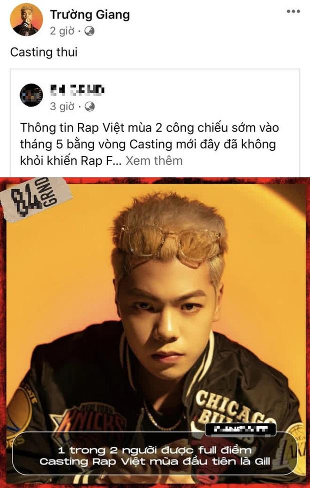 Úi chà, thì ra đây là thủ khoa vòng casting Rap Việt mùa 1? - Ảnh 2.