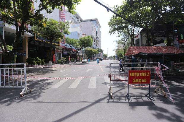 Phong tỏa, phun khử khuẩn khu dân cư xung quanh vũ trường lớn nhất Đà Nẵng vì liên quan ca mắc Covid-19 - Ảnh 1.