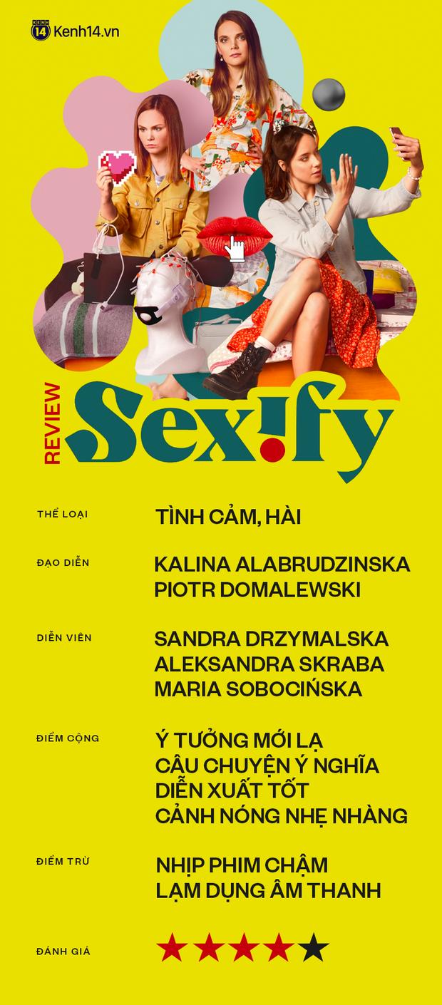 Giải mã phim 18+ Ba Lan Sexify: Hành trình đi tìm cực khoái hóm hỉnh, đôi chỗ gượng gạo của phái nữ - Ảnh 12.