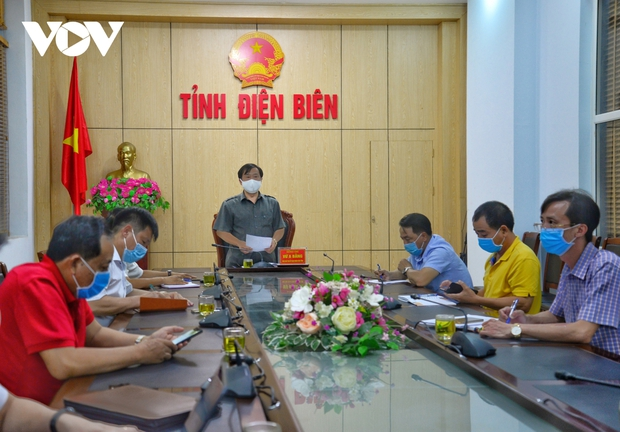 Điện Biên họp khẩn vì có 7 trường hợp liên quan đến Bệnh viện Bệnh Nhiệt đới Trung ương cơ sở 2 - Ảnh 1.