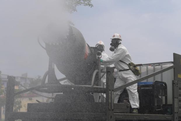 Đã có 42 ca dương tính SARS-CoV-2 tại ổ dịch BV Bệnh Nhiệt đới TW cơ sở 2, liên quan tới 15 tỉnh thành - Ảnh 1.
