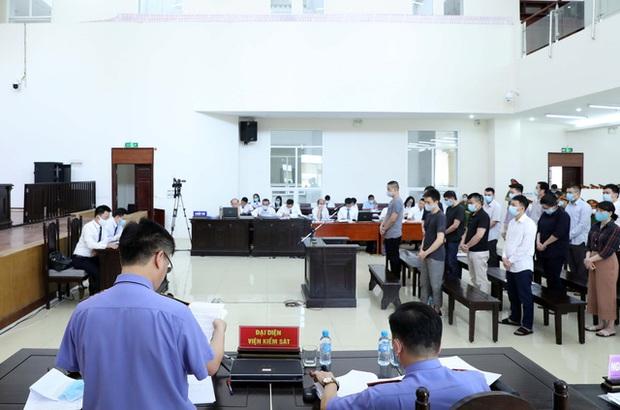 Xét xử vụ Công ty Nhật Cường: Phó Tổng Giám đốc Trần Ngọc Ánh bị đề nghị 15 - 16 năm tù - Ảnh 1.