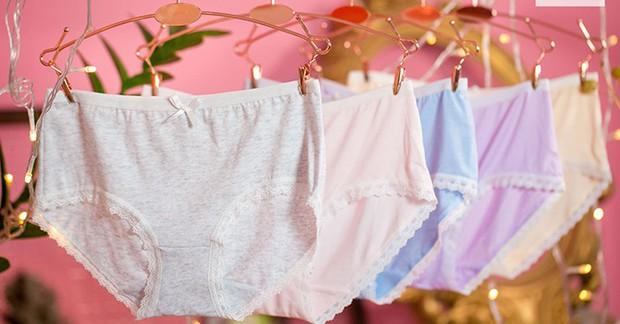 Nữ giới khi giặt đồ lót cần chú ý 4 điều nếu không muốn vi khuẩn tích tụ gây hại vùng kín - Ảnh 1.
