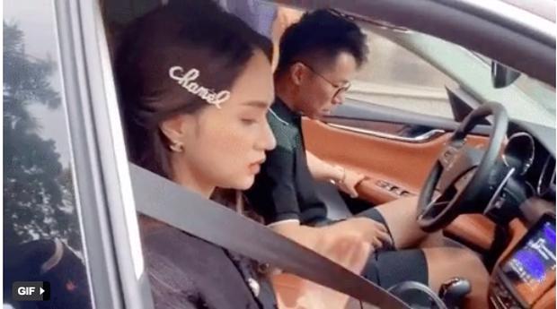 Lộ clip Matt Liu tháp tùng Hương Giang trên xế hộp tiền tỷ, nữ ca sĩ xuất hiện tươi tắn giữa nghi vấn rạn nứt? - Ảnh 6.