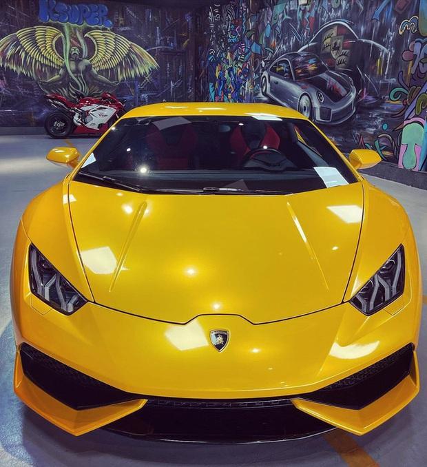 Vừa đổi màu, siêu xe Lamborghini Huracan LP610-4 hàng hiếm bất ngờ về tay nữ đại gia mỹ phẩm Bạc Liêu - Ảnh 3.