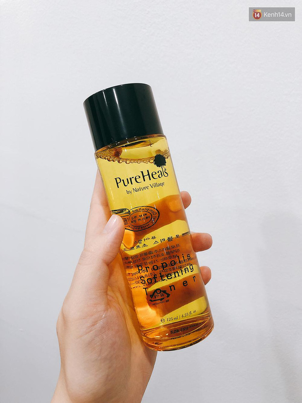 Bộ skincare keo ong nội địa Hàn hot hit: Dùng để biết thế nào là da căng bóng như gái Hàn - Ảnh 4.