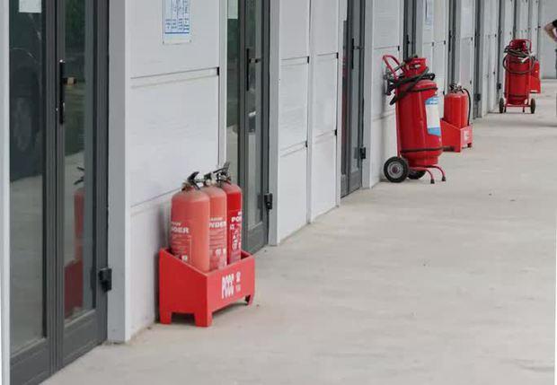 CLIP: Cận cảnh bên trong Bệnh viện dã chiến Mê Linh sẵn sàng tiếp nhận 300 F1 - Ảnh 6.