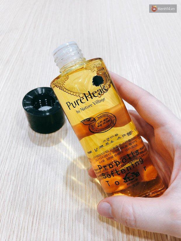 Bộ skincare keo ong nội địa Hàn hot hit: Dùng để biết thế nào là da căng bóng như gái Hàn - Ảnh 5.
