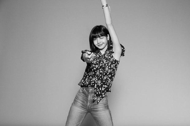 Học Lisa 13 cách diện quần jeans siêu cấp sành điệu, chị em sẽ không thể mặc xấu - Ảnh 5.