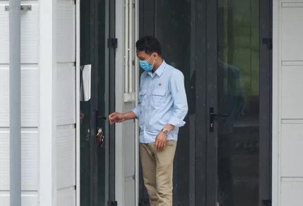 CLIP: Cận cảnh bên trong Bệnh viện dã chiến Mê Linh sẵn sàng tiếp nhận 300 F1 - Ảnh 7.