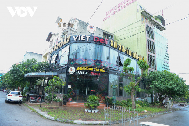 Cận cảnh bên trong khu đô thị có quán bar Sunny bị phong tỏa ở Vĩnh Phúc - Ảnh 6.