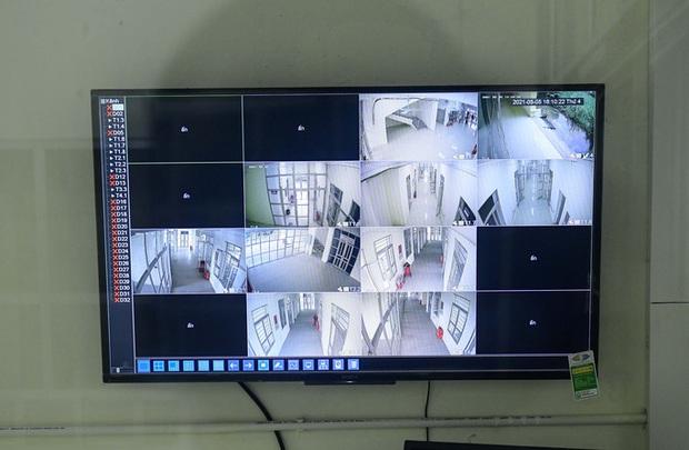 CLIP: Cận cảnh bên trong Bệnh viện dã chiến Mê Linh sẵn sàng tiếp nhận 300 F1 - Ảnh 11.