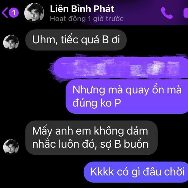 BB Trần hé lộ tin nhắn dàn Running Man Việt mùa 2 đi quay không dám nhắc đến mình - Ảnh 4.
