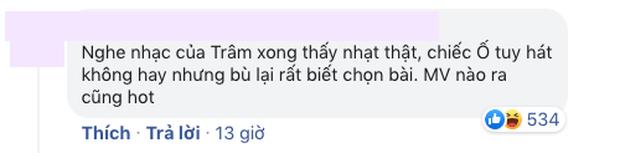 Netizen nhận xét MV Thiều Bảo Trâm nhạt, diễn giả trân, còn so sánh với Chi Pu - Phí Phương Anh - Ảnh 5.