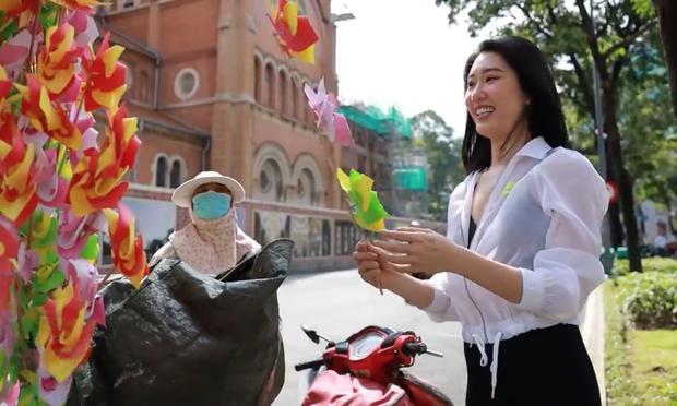 Đúng là gà nhà có khác, Thúy Ngân được Running Man đầu tư hẳn clip quay khắp Sài Gòn, còn dùng cả flycam! - Ảnh 3.