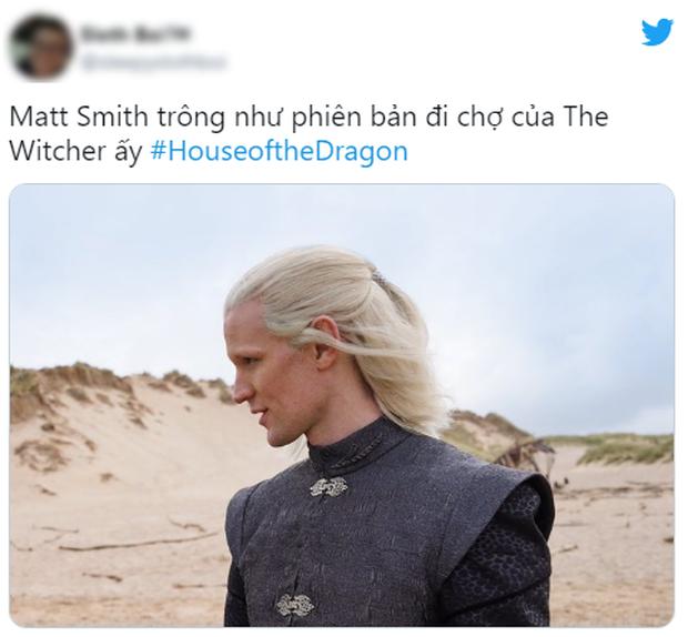 Game of Thrones hí hửng khoe ảnh series tiền truyện nhưng lại bị netizen chê phèn, tạo hình như... đi chợ? - Ảnh 6.