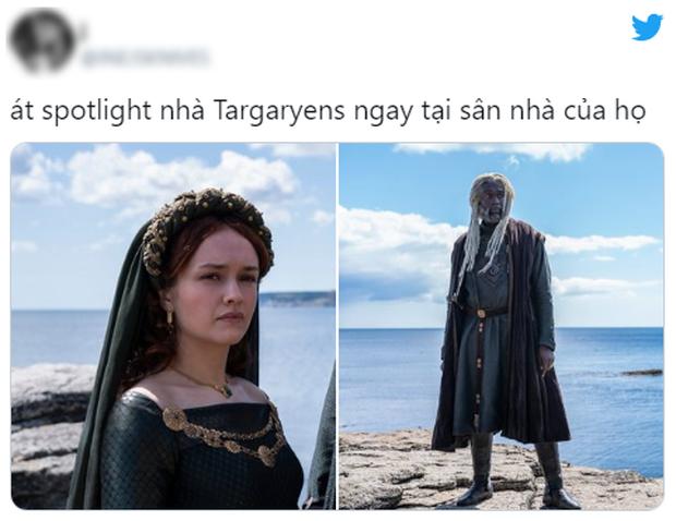 Game of Thrones hí hửng khoe ảnh series tiền truyện nhưng lại bị netizen chê phèn, tạo hình như... đi chợ? - Ảnh 8.