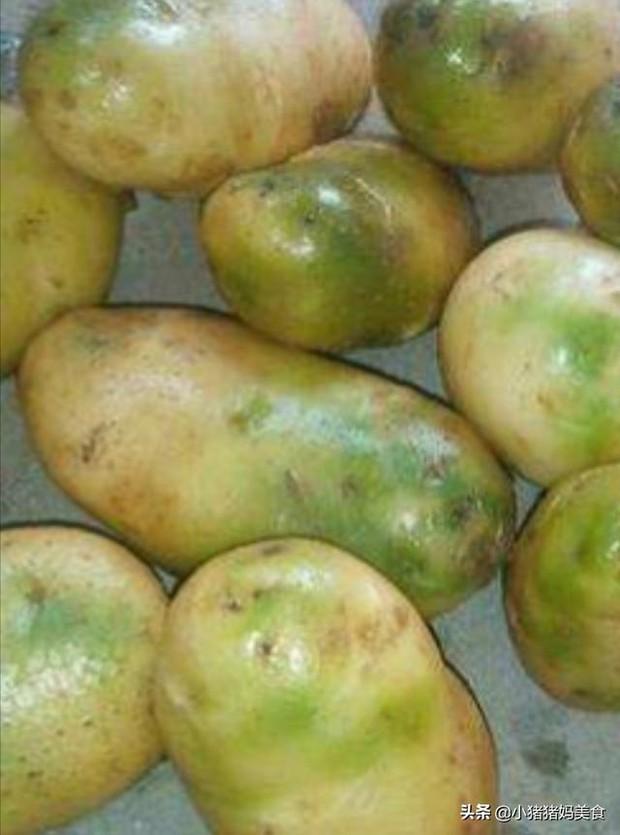 3 loại khoai tây chớ nên mua và 3 lưu ý khi ăn nó, đừng dại mà mắc phải kẻo mang bệnh vào người - Ảnh 2.