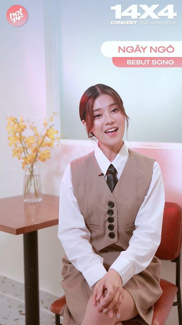 """Hoàng Yến Chibi khiến fan bồi hồi với loạt hit thanh xuân, cover hit AMEE """"ngọt lịm"""" làm fan đứng ngồi không yên! - Ảnh 2."""