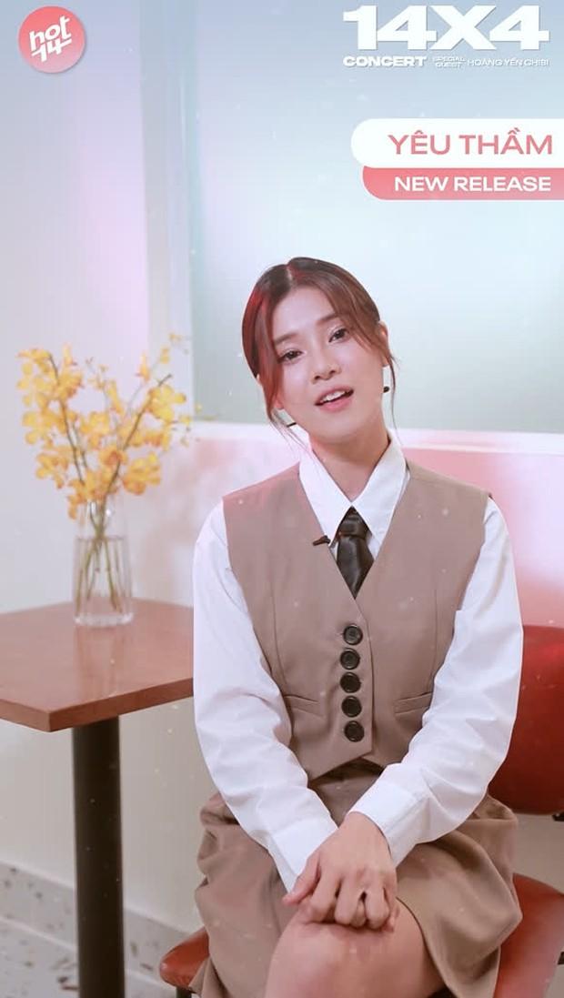 """Hoàng Yến Chibi khiến fan bồi hồi với loạt hit thanh xuân, cover hit AMEE """"ngọt lịm"""" làm fan đứng ngồi không yên! - Ảnh 5."""