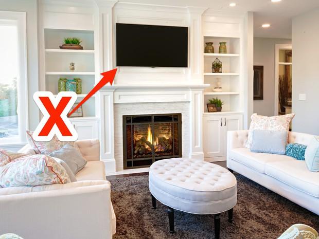 9 lỗi thiết kế phòng khách chứng tỏ bạn là tay mơ, khách đến chơi muốn gây ấn tượng cũng khó - Ảnh 4.