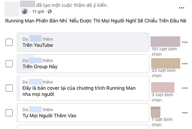 Fan cứng làm hẳn Running Man phiên bản nhí: Tự chế cả bảng tên, có cả lịch ghi hình! - Ảnh 3.