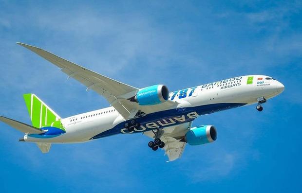 Bamboo Airways chính thức mở đường bay thẳng tới Mỹ, rút ngắn thời gian không cần quá cảnh  - Ảnh 1.