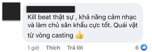 GDucky xịn ngay từ vòng casting Rap Việt mùa 1: Lyrics sắc bén lại gieo vần cực nuột, gọi là quái vật chẳng hề sai! - Ảnh 2.