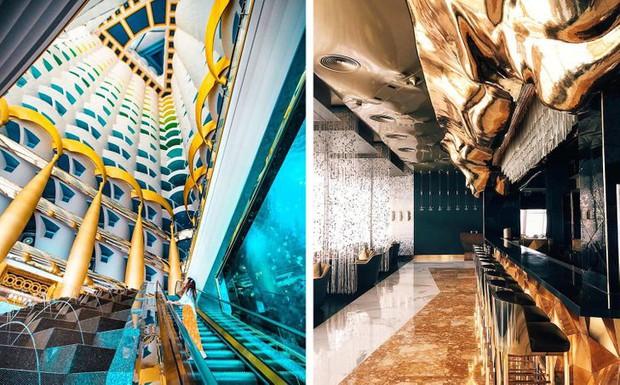 11 điều chỉ khách sạn 7 sao duy nhất trên thế giới này mới có: Vì quá đẳng cấp nên được du khách tặng luôn thêm 2 sao! - Ảnh 5.