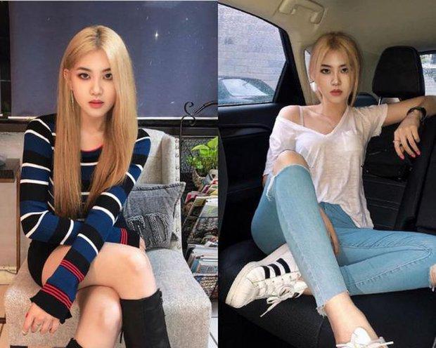 Hotgirl gốc Hàn bị dọa giết vì giống Rosé (BLACKPINK) như chị em sinh đôi, lời giải thích về nghi vấn bắt chước có hợp lý? - Ảnh 2.