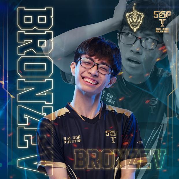 Phỏng vấn độc quyền BronzeV: Saigon Phantom có 70% cơ hội thắng Team Flash - Ảnh 1.