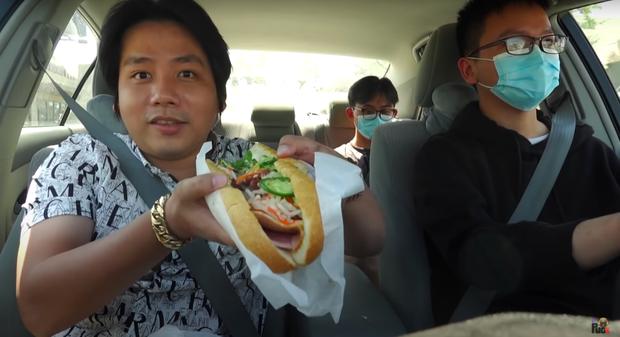 """Khoa Pug review ăn lẩu Haidilao trong mùa dịch tại Mỹ, hé lộ loạt điểm khác biệt so với Việt Nam: Nhiều người sẽ rất """"khó chịu"""" ở điểm này - Ảnh 2."""