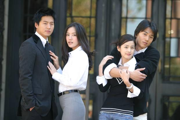 Tình duyên của dàn sao Chuyện Tình Harvard: Nam chính nhảy sông tự tử, nam phụ chia tay người yêu vì... Kim Tae Hee - Ảnh 2.