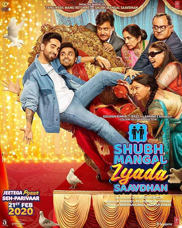 Phim đam mỹ đầu tiên của Ấn Độ được ra rạp: Đạp đổ sự kỳ thị bằng nụ hôn giữa đám cưới màu hường! - Ảnh 1.