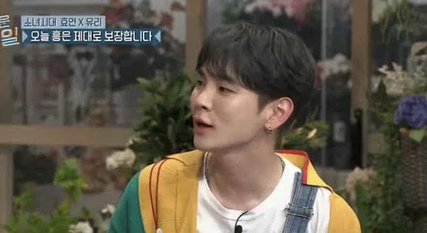 Yuri (SNSD) kể lại khoảnh khắc quên lời huyền thoại cách đây 14 năm, lý giải biểu cảm lồi lõm của Taeyeon - Ảnh 2.