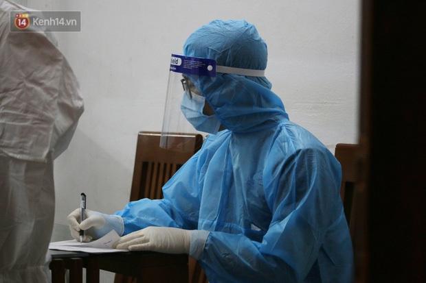 Nóng: Hà Nội phát hiện thêm 7 ca dương tính SARS-CoV-2 tại huyện Thường Tín - Ảnh 1.