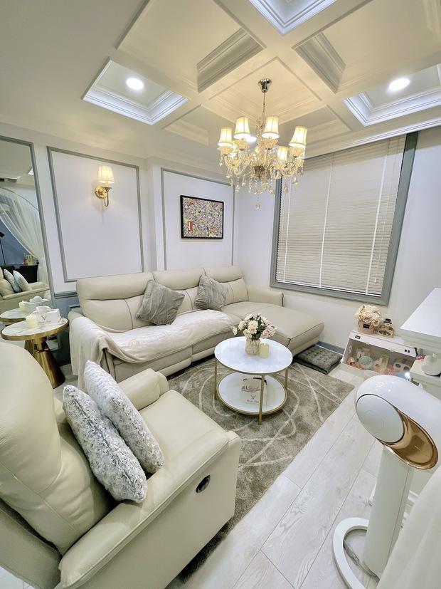 Các bạn trẻ khoe không gian chất nhất trong nhà: Người đầu tư 200 triệu cho phòng khách, người thiết kế bếp xịn như studio - Ảnh 3.