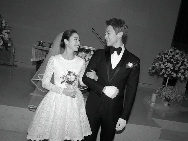 Tình duyên của dàn sao Chuyện Tình Harvard: Nam chính nhảy sông tự tử, nam phụ chia tay người yêu vì... Kim Tae Hee - Ảnh 7.