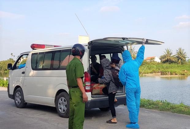 Tài xế mắc Covid-19 ở Thanh Hóa đi nhiều nơi, tiếp xúc nhiều người, có 75 F1 - Ảnh 2.
