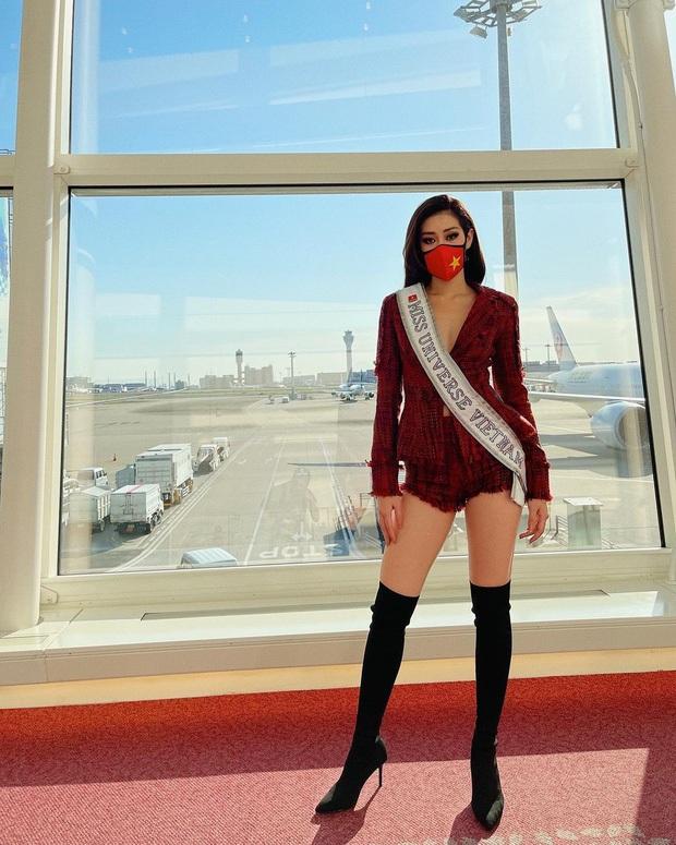 Khánh Vân được Miss Universe đăng hẳn clip catwalk lên Instagram chính thức, nhìn màn thể hiện đỉnh cao đã thấy đầy hứa hẹn - Ảnh 5.