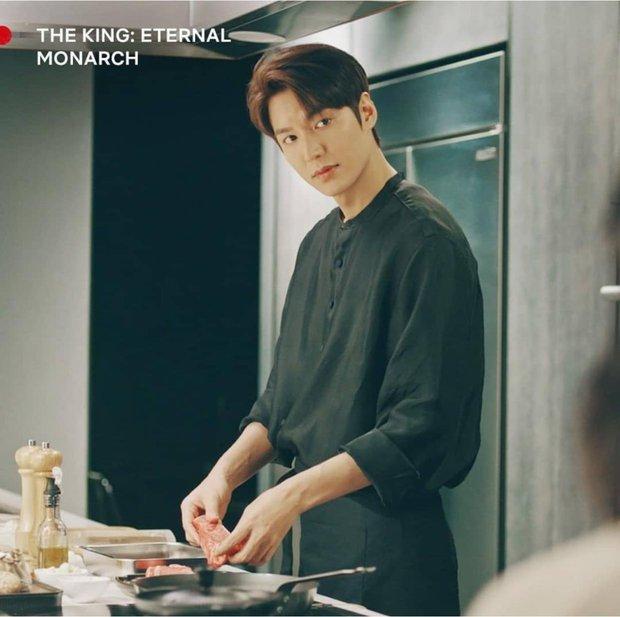 Ngất lịm với loạt ảnh khi nam thần phim Hàn vào bếp, thế này chị em lại phát phì mất thôi! - Ảnh 3.