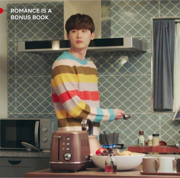 Ngất lịm với loạt ảnh khi nam thần phim Hàn vào bếp, thế này chị em lại phát phì mất thôi! - Ảnh 8.