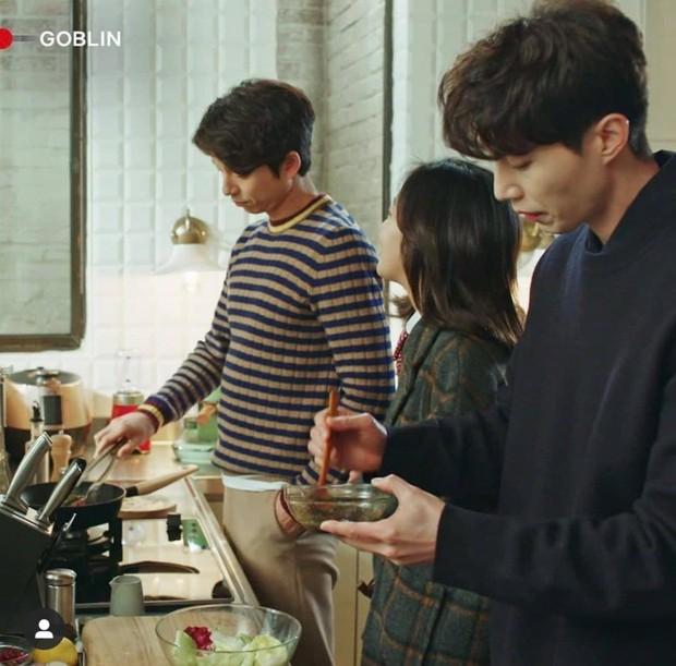 Ngất lịm với loạt ảnh khi nam thần phim Hàn vào bếp, thế này chị em lại phát phì mất thôi! - Ảnh 10.