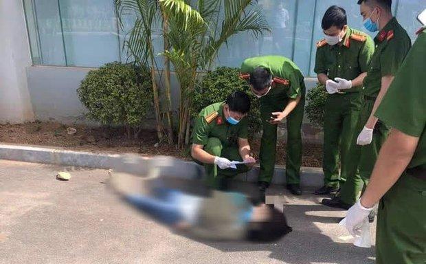 Nữ nhân viên Trung tâm Kiểm soát bệnh tật Sơn La rơi từ tầng 7 xuống đất tử vong - Ảnh 1.