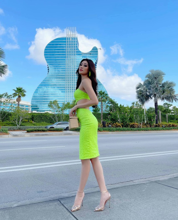 Khánh Vân đã test Covid-19, tiết lộ ký hiệu đặc biệt và cách các nàng hậu ôm nhau tại Miss Universe 2020 - Ảnh 7.
