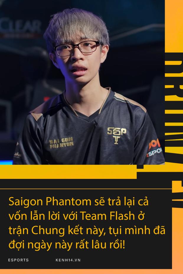 Phỏng vấn độc quyền BronzeV: Saigon Phantom có 70% cơ hội thắng Team Flash - Ảnh 3.