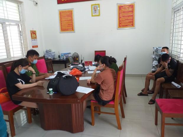 12 nam thanh nữ tú ở Đà Nẵng mở tiệc ma túy tập thể trong khách sạn giữa đại dịch Covid-19 - Ảnh 4.